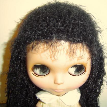 Pattern in PDF / Long Blythe Wig or..