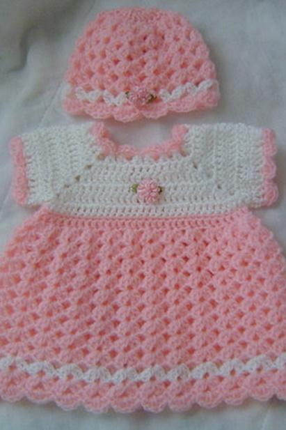 Preemie Classic Shells 2PC Pattern Set Baby or Reborn by CarussDesignZ 0030A